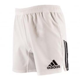 3 Stripe Rugby Shorts - Youth