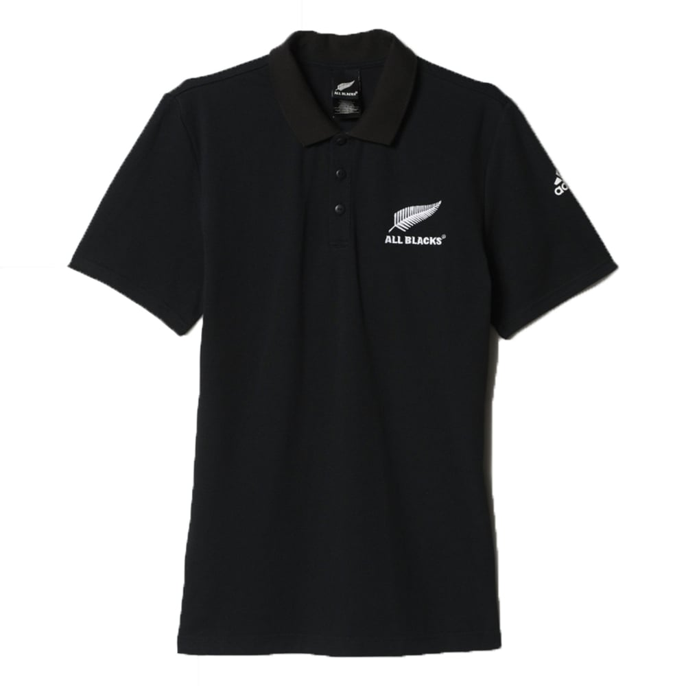 All Blacks Essential Polo