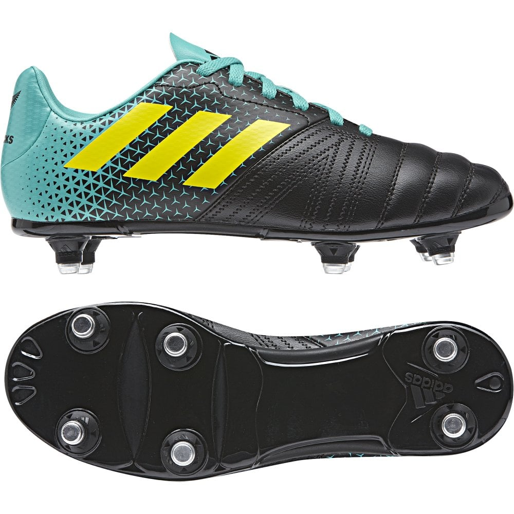 60b13557c2c4 Adidas All Blacks Soft Ground Junior Rugby Boots - Footwear from ...