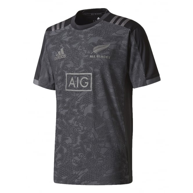 Adidas All Blacks Territory Performance T-Shirt