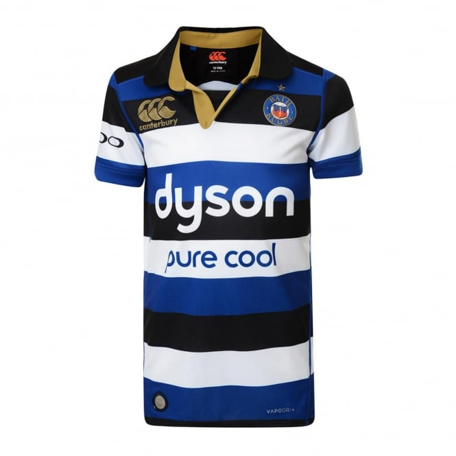 Canterbury Bath Home Pro Jersey - Kids