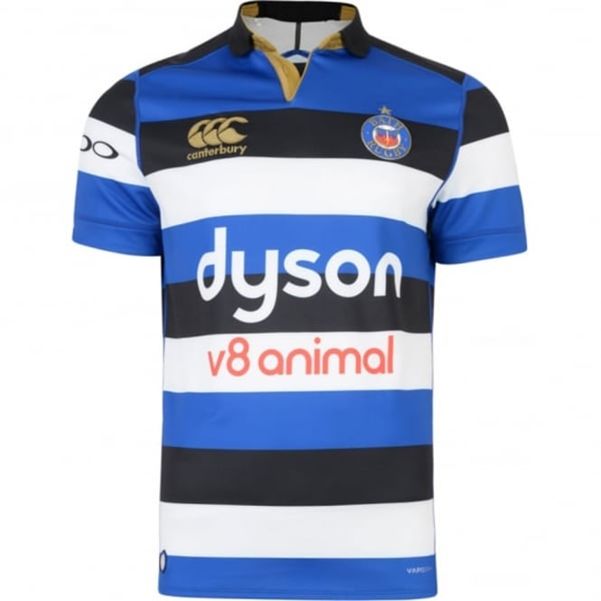 Canterbury Bath Home Test Jersey