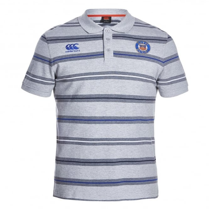 Bath Stripe Polo