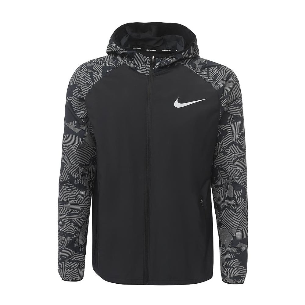 ff62db6f76 Nike Essential Flash Reflective Running Jacket