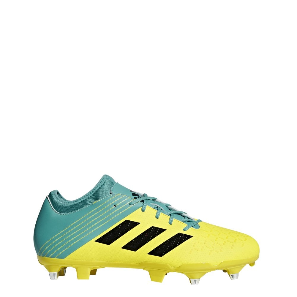 f9545f96e4c Adidas Malice Elite Soft Ground Mens Rugby Boots