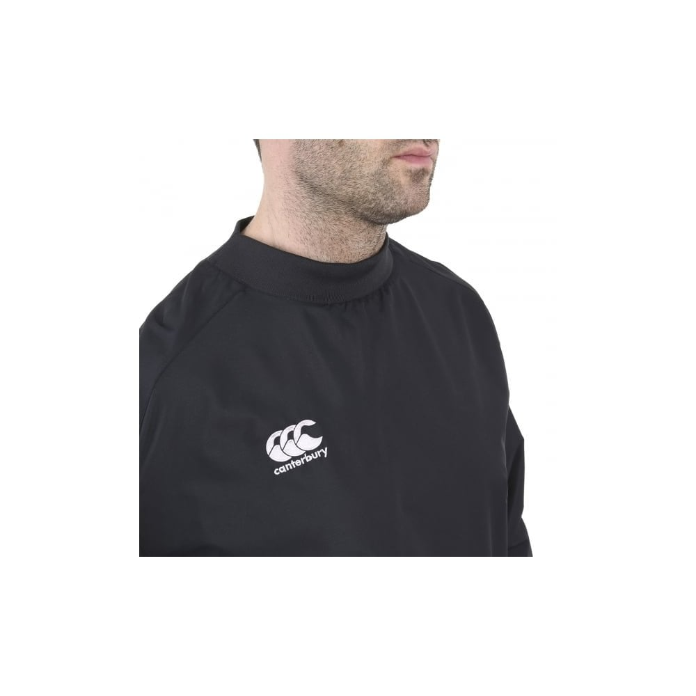 Canterbury Mens Team Water Resistant Long Sleeve Rugby Contact Top