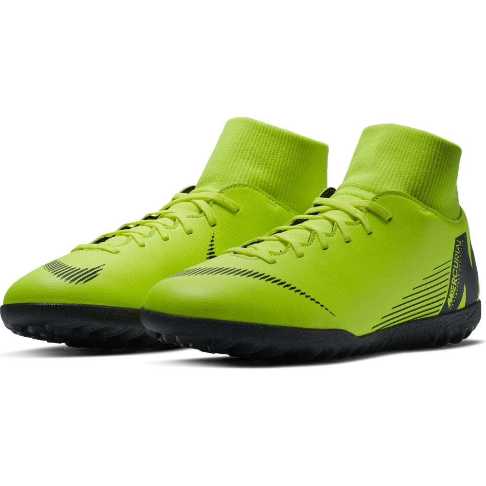 hot sale online 8afc3 52d56 Nike MercurialX Superfly VI Club Turf Football Boots