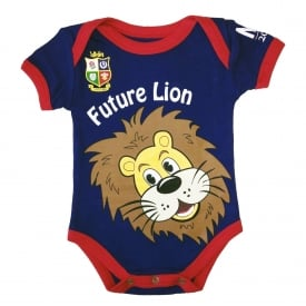 Official British & Irish Lions Infant Bodysuit