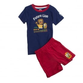 Official British & Irish Lions Infant Sleep Set