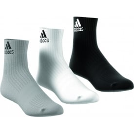Performance Ankle Socks 3 Pack