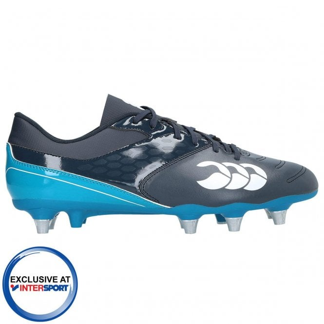 Canterbury Phoenix 2.0 SG Rugby Boot - Total Eclipse