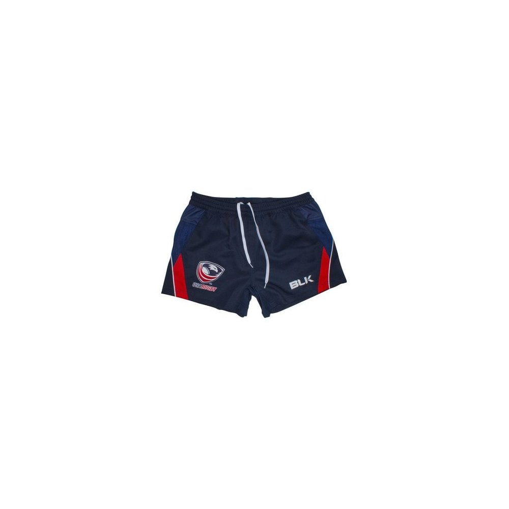 BLK USA Rugby Gym Shorts