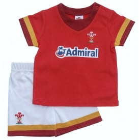 Wales Home Replica Infant Kit