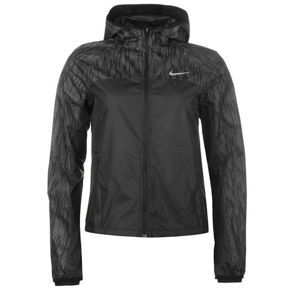 b315ecb64 Nike Women s Nike Shield Flash Running Jacket